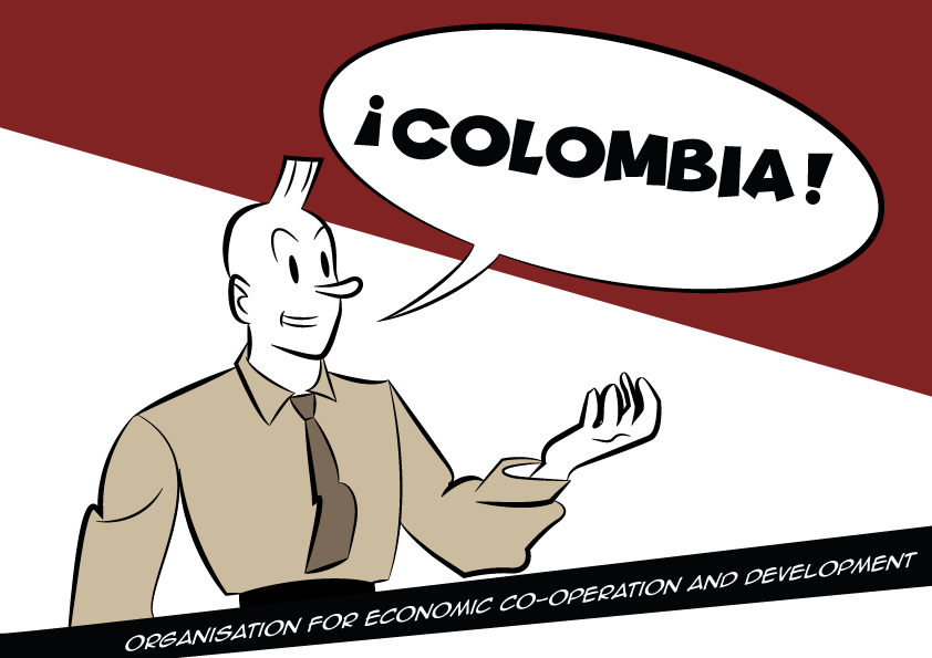 What to expect on Intellectual Property as Colombia joins the OECD